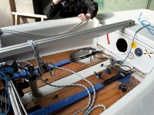 Boote polieren 15.2. 01