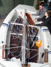 Boote polieren 15.2. 12